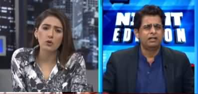Night Edition (Jahangir Tareen's Warning to Imran Khan) - 8th April 2021