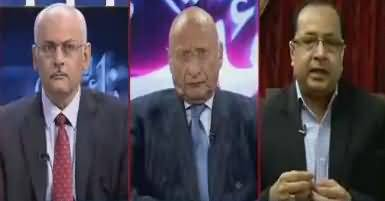 Night Edition (Karachi Ki Siasiat Mein Hulchul) – 10th November 2017
