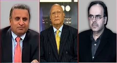 Night Edition (Kya JC Report Ne Imran Khan Ko Clean Bold Kar Diya?) – 24th July 2015