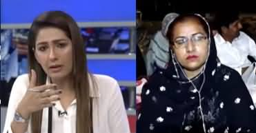Night Edition (Lady Health Workers Ka Dharna) - 15th October 2020