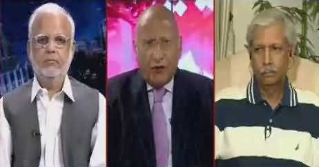Night Edition (MQM Bohran Ka Shikar) – 22nd October 2017
