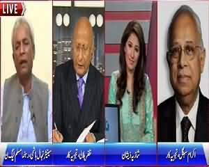 Night Edition (Mushahid Ullah Khan Ke Ilzamat) – 15th August 2015