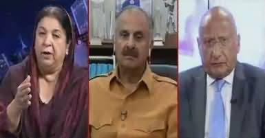 Night Edition (NAB Laws Mein Tabdeeli Ki Asal Waja) – 15th October 2017