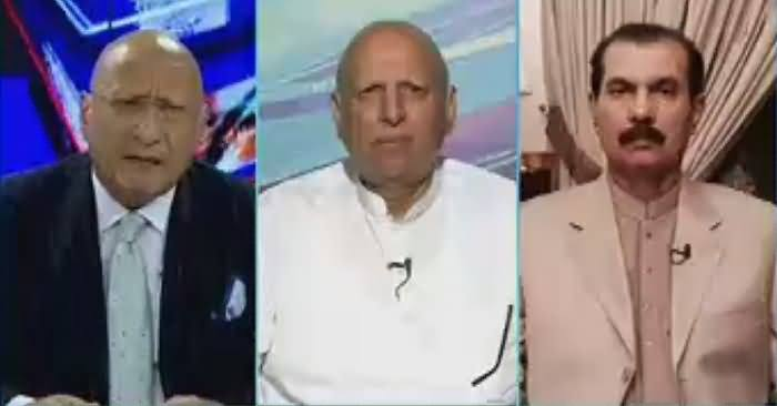 Night Edition (Nawaz Sharif in Adiala Jail) – 14th July 2018