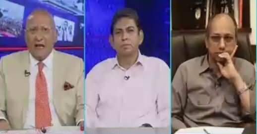 Night Edition (Nawaz Sharif Ki Judiciary Per Tanqeed) – 5th May 2018