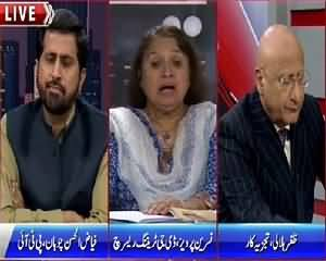 Night Edition (Opposition Ki Budget Par Sakht Tanqeed) – 6th June 2015