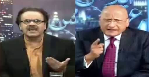 Night Edition (Opposition Movement Against Govt After Eid) – 3rd July 2016