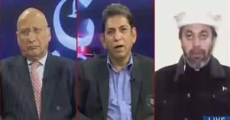 Night Edition (Pakistan Ko Americi Imdad Ki Parwa Nahi) – 13th January 2018