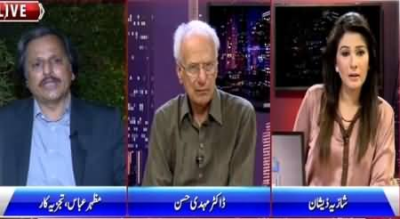 Night Edition (Pakistan Mein Azadi-e-Sahafat) – 3rd May 2015