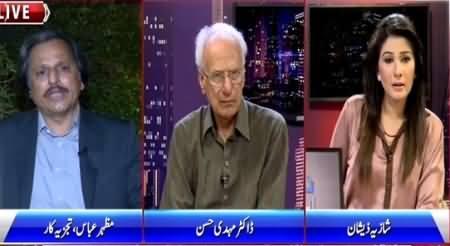 Night Edition (Pakistan Mein Azadi-e-Sahafat) – 3rd May 2015
