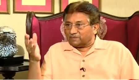 Night Edition Part-2 (Pervez Musharraf Exclusive Interview) – 12th April 2015