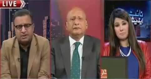 Night Edition (Pathakot Incident & Arrests in Pakistan) – 15th January 2016