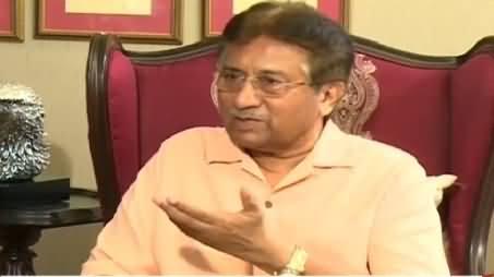 Night Edition (Pervez Musharraf Exclusive Interview) – 11th April 2015