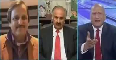 Night Edition (Pervez Musharraf Ka Ehtasab) – 17th March 2018