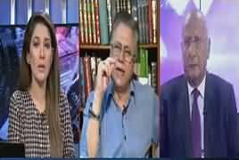 Night Edition (PMLN Ka Ahtasab Adalat Per Hamla) – 13th October 2017