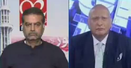 Night Edition (PMLN's Political Troubles) – 23rd June 2018