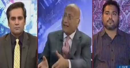 Night Edition (PS-114 By Election) – 9th July 2017