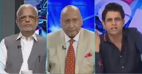 Night Edition (Punjab Mein Kis Ki Hakumat Bane Gi) – 28th July 2018