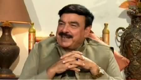 Night Edition (Sheikh Rasheed Ahmed Special Interview) – 25th April 2015