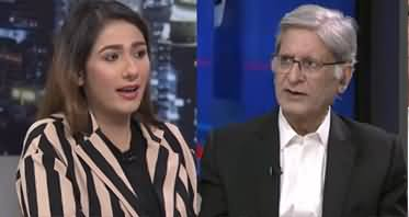 Night Edition (Talk With Aitzaz Ahsan) - 18th November 2019