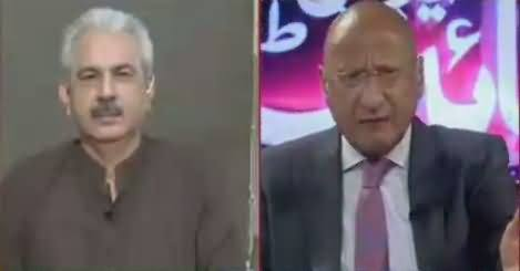 Night Edition (Tension Between PPP & PMLN) – 21st October 2017