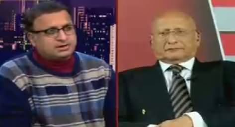 Night Edition (Uzair Baloch Arrested, PPP In Trouble) – 30th January 2016