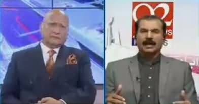 Night Edition (What Is Nawaz Sharif's Agenda?) – 7th April 2018