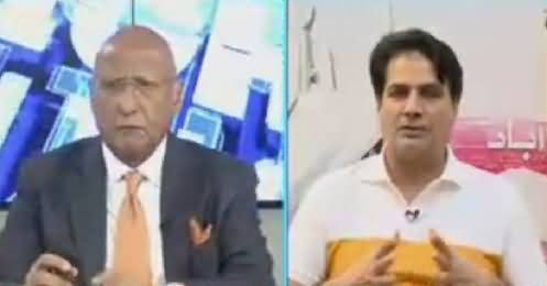 Night Edition (What Is Nwaaz Sharif Planning) – 7th July 2018