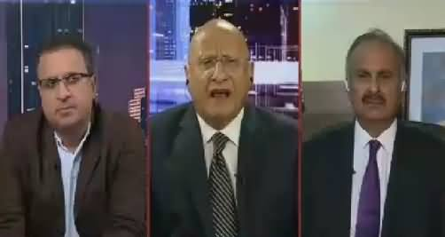 Night Edition (What Will Imran Khan Announce in His Jalsa) – 22nd April 2016