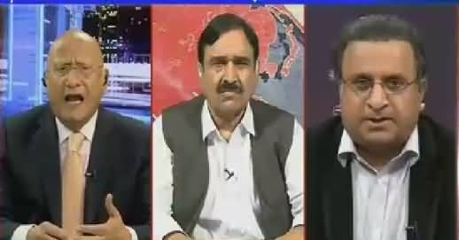 Night Edition (Will Imran Khan Take Resignation From PM) – 15th April 2016