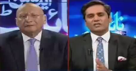 Night Edition (Will Imran Khan Take Solo Flight in Next Elections) – 1st April 2017