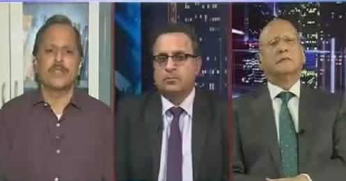 Night Edition (Will Mustafa Kamal Defeat MQM?) – 25th March 2016