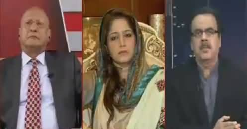 Night Edition (Zardari Ka Eint Se Eint Bajane Se Inkar) - 12th March 2016