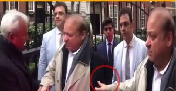 Nihal Hashmi Not Welcome Anymore - Nawaz Sharif Stops Nehal To Enter In House