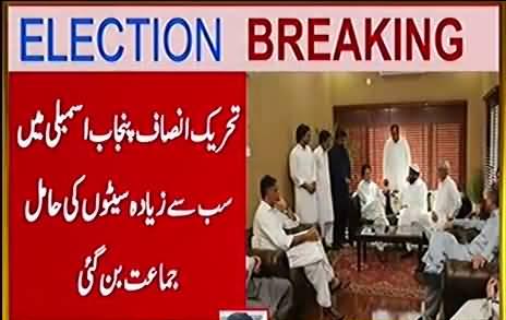 Nine Independent MPAs from Punjab Join PTI