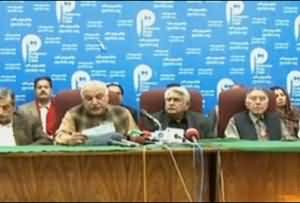 No Place for Begum Naseem Wali in ANP - Party Leadership Announced