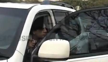 No VIP in Islamabad Ch. Nisar Announced, But When Traffic Police Stopped Him, He Got Angry