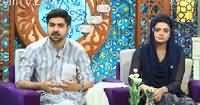 Noor-e-Ramzan (Special Ramzan Transmission) – 4th July 2016