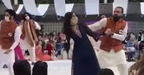 Noor Mukadam's Dance With Zahir Jaffar, Video Surfaces on Social Media