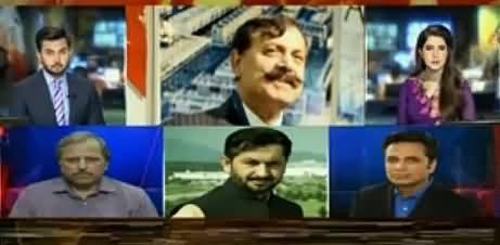 Nothing Will Happen on Panama Issue - Saleem Safi, Talat Hussain & Mazhar Abbas's Analysis
