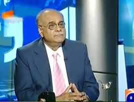 Now Karachi will Not be Controlled From London - Najam Sethi Exposing MQM in Open Words