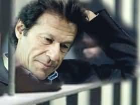 اب آپ سیاست میں آگئے ہیں ، جیل دیکھتے رہیں گے، جسٹس خلجی عارف کا عمران خان کو برجستہ جواب