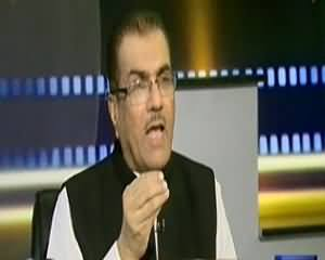 Nuqta e Nazar (Ab Parvez Musharruf Kahan Jayen Ge?) – 6th November 2013