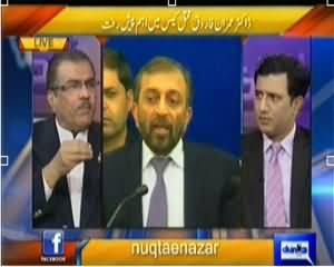 Nuqta e Nazar (Altaf Hussain Ki Jaan Khatre Main Hai) - 30th January 2014