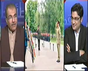 Nuqta e Nazar (Army Chief Reached Russia on Three Day Visit) – 15th June 2015