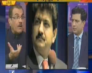Nuqta e Nazar (Attack on Hamid Mir and Judicial Commisson) – 21st April 2014