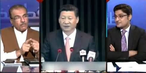 Nuqta e Nazar (Chinese President's Visit to Pakistan) – 21st April 2015
