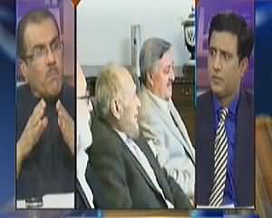 Nuqta e Nazar (Dialogue with Taliban, What Committee will Do?) – 4th March 2014