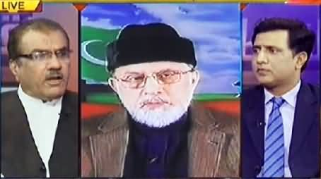 Nuqta e Nazar (Dr. Tahir ul Qadri will Reach Pakistan on 23rd June) – 11th June 2014