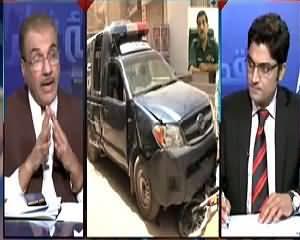 Nuqta e Nazar (DSP Killed In Karachi By Target Killers) – 9th June 2015